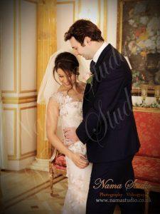 Persian wedding photographer uk